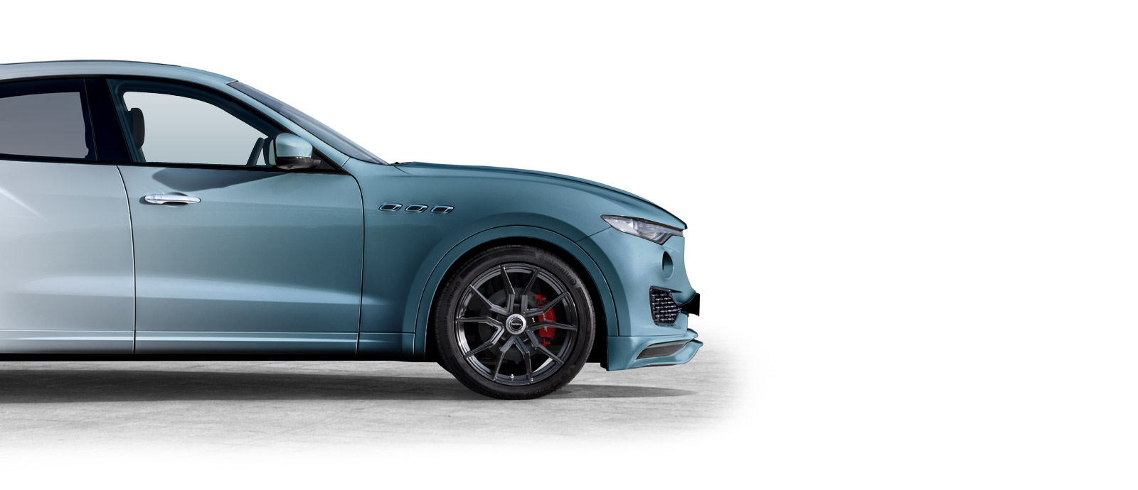 Maserati Levante Tuning From Startech Startech Refinement