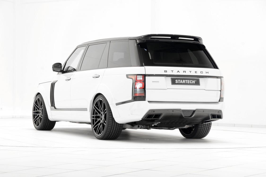 STARTECH Heckstoßfänger Range Rover