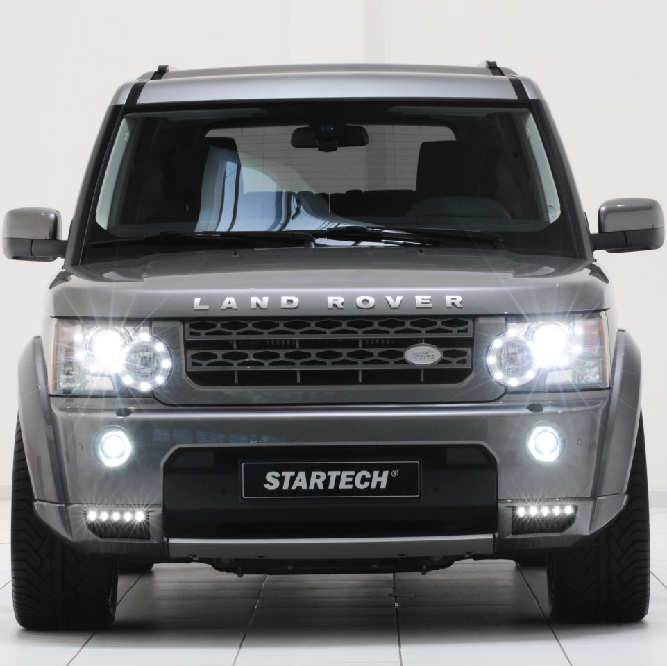 2010 2014 Land Rover Discovery Lr4 Performance Led Drl: Land Rover Discovery Tuning