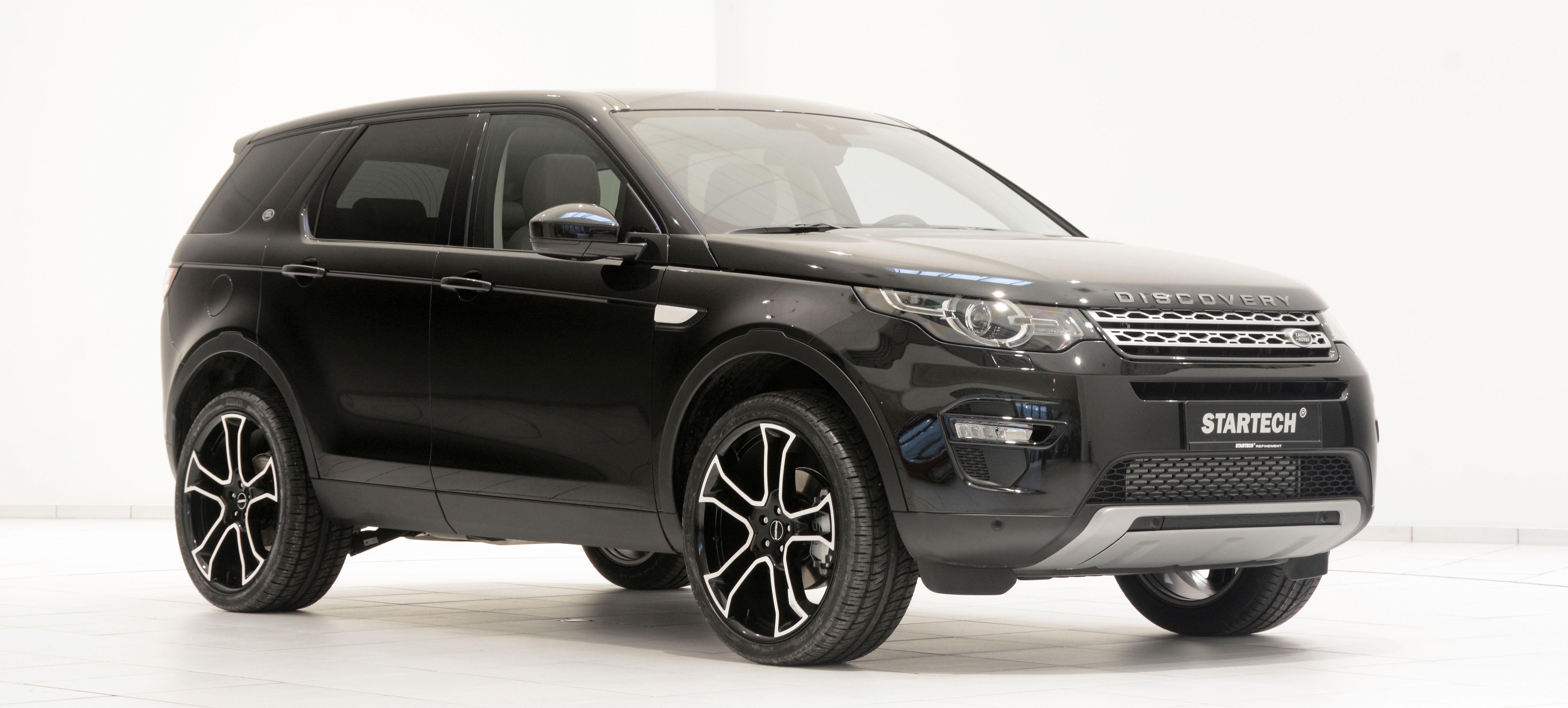 22 Quot Wheels For The New Discovery Sport Startech Refinement