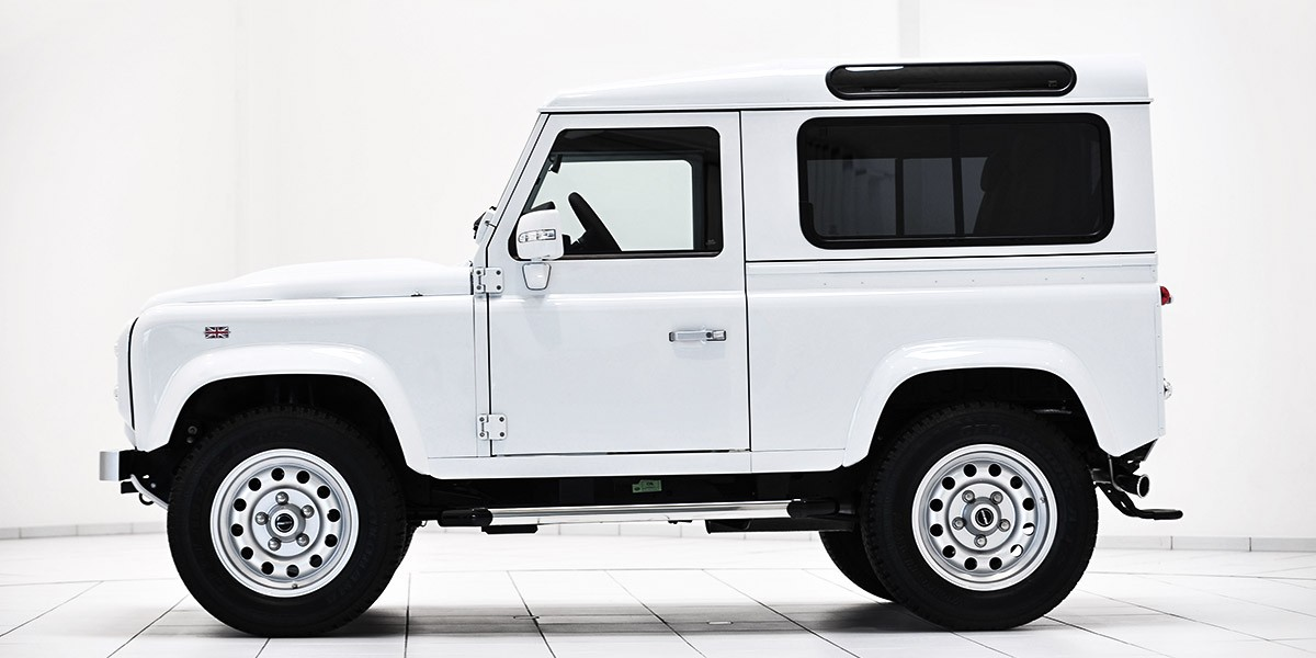 land rover defender tuning startech refinement. Black Bedroom Furniture Sets. Home Design Ideas