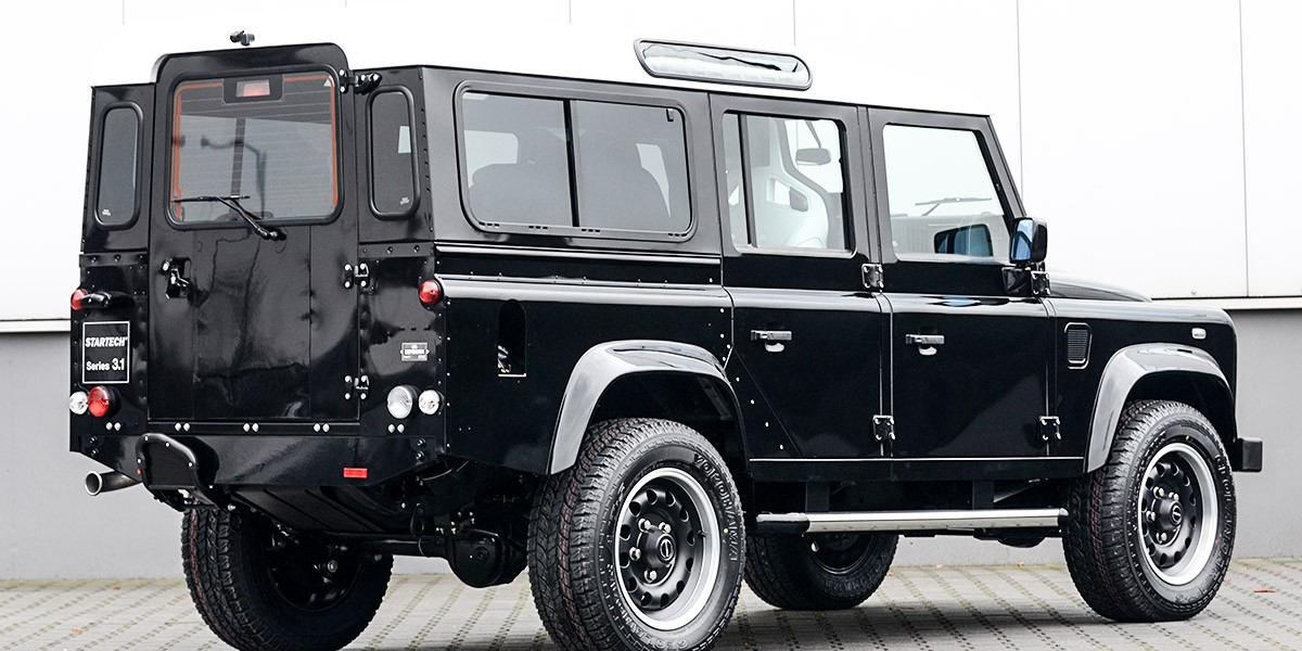 Land Rover Defender Tuning Startech Refinement