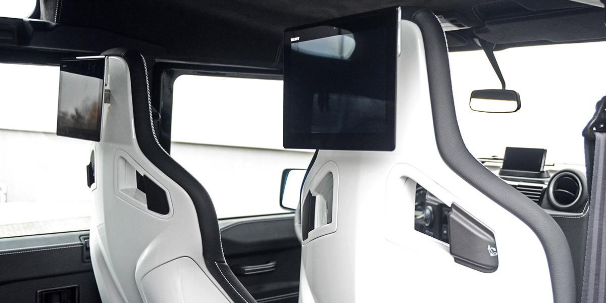 Startech Refinement - Land Rover Defender
