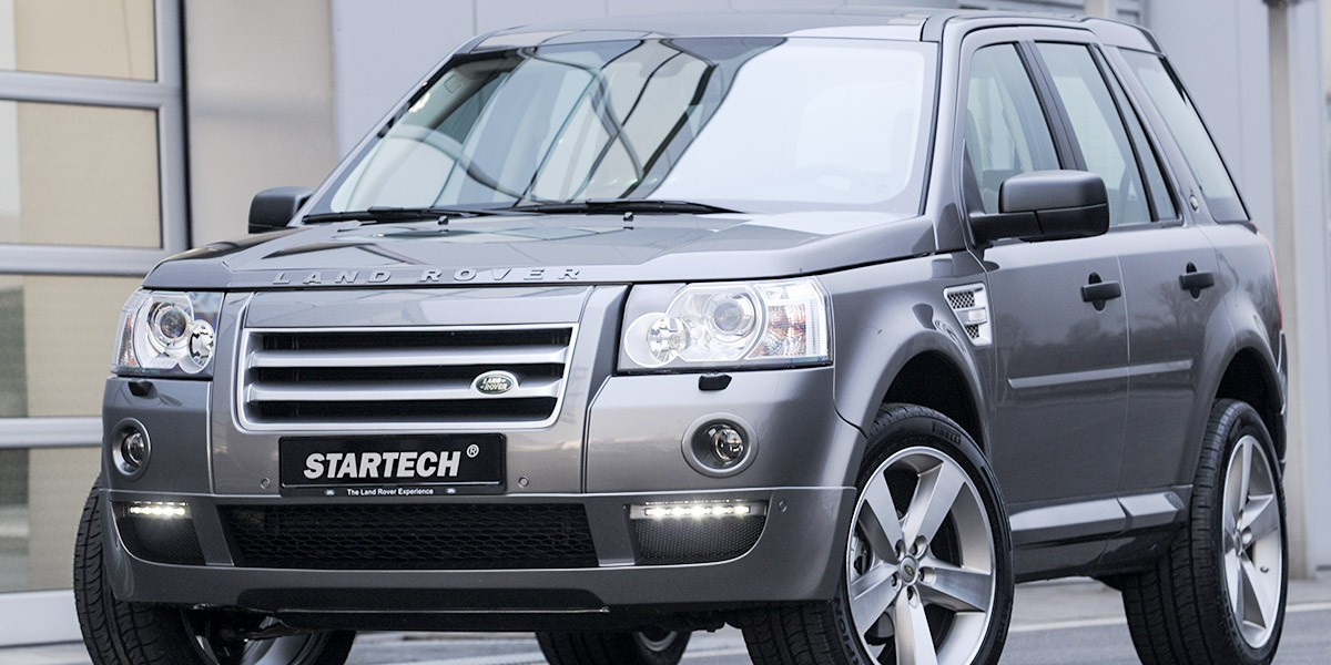 Startech Refinement - Land Rover Freelander