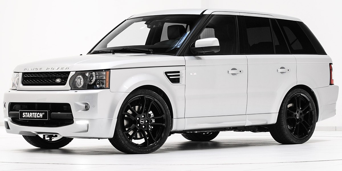range rover sport 2010 2013 tuning startech startech refinement. Black Bedroom Furniture Sets. Home Design Ideas