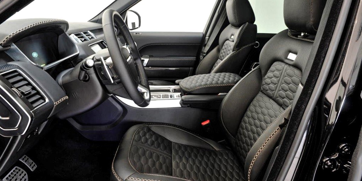 STARTECH Lederausstattung Range Rover Sport