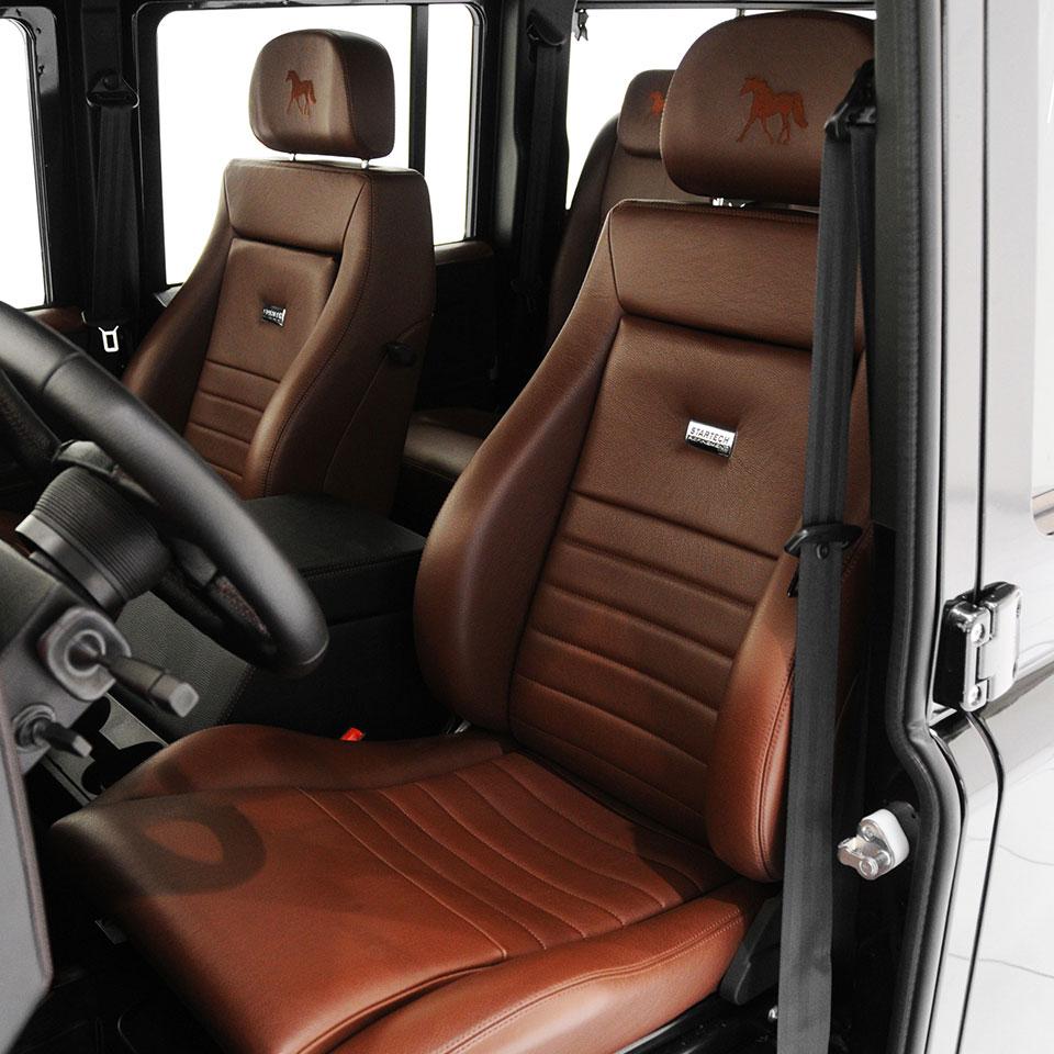 Range Rover Configurator >> LD-KS-00 STARTECH Komfortsitze - STARTECH Refinement | STARTECH Refinement
