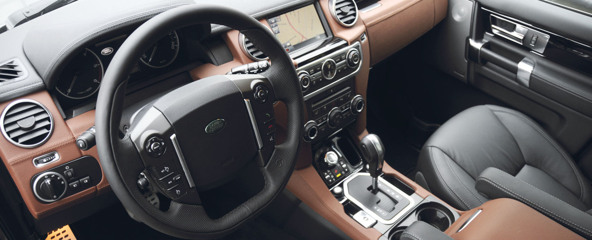 Range Rover Discovery Sport >> Land Rover Discovery Tuning | STARTECH | STARTECH Refinement