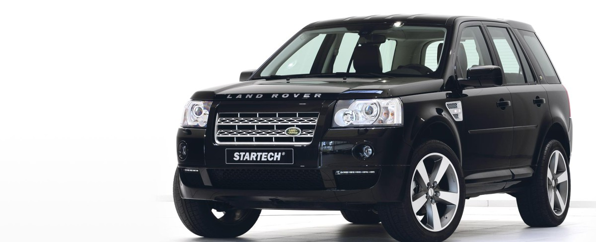 land rover freelander tuning startech refinement. Black Bedroom Furniture Sets. Home Design Ideas