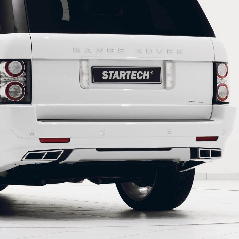 Land Rover 2010 Price: RA-400-00 Heckschürzen-Aufsatzelement