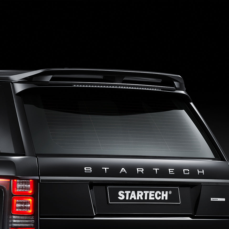 Find Jaguar Dealer: LG-700-40 STARTECH Carbon Cover Für Heckdeckelleiste