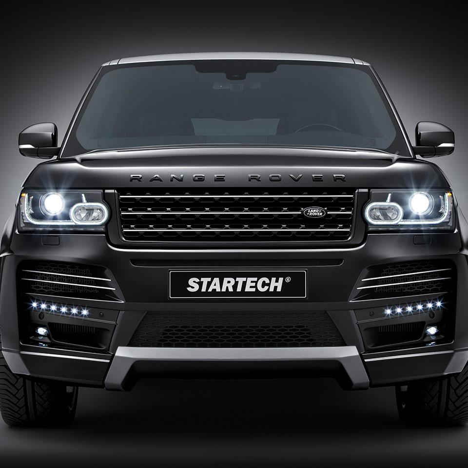 Range Rover Tuning Ab 2013
