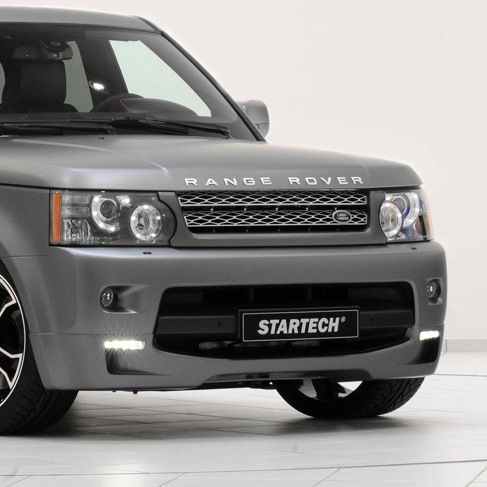 2011 Land Rover Range Rover Sport Exterior: LS-200-10 Frontschürzen-Aufsatzelement