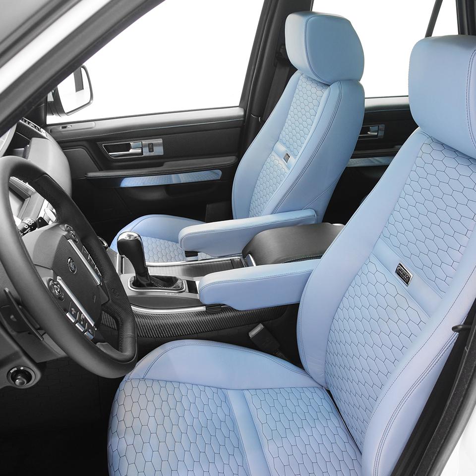2010 range rover interior colors