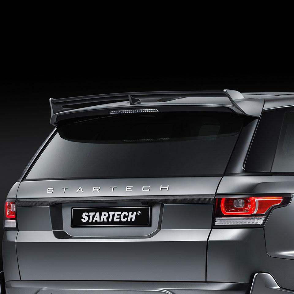 Land Rover 2010 Price: LW-450-00 Dachspoiler - STARTECH Refinement
