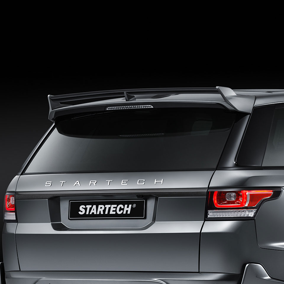 Find Jaguar Dealer: LW-450-00 Dachspoiler - STARTECH Refinement