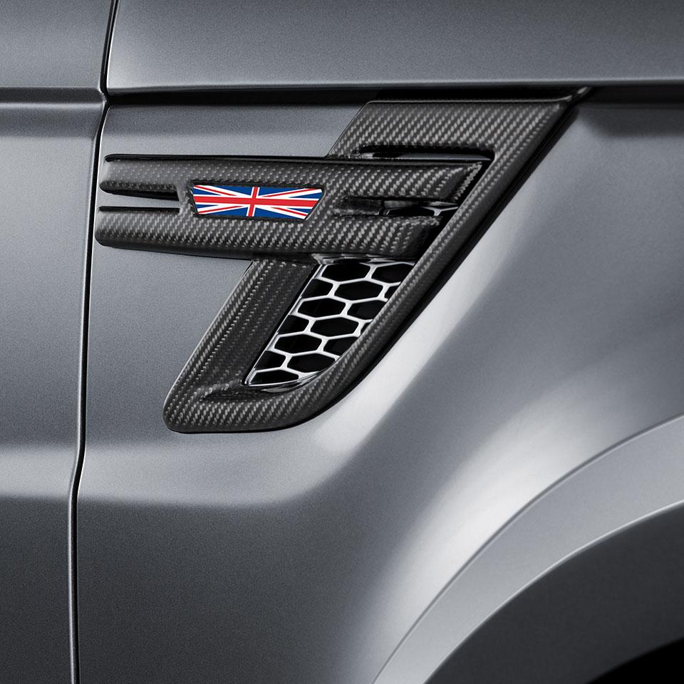 Find Jaguar Dealer: LW-700-35 Carbon-Aufsatz Seitl. Lufteinlässe