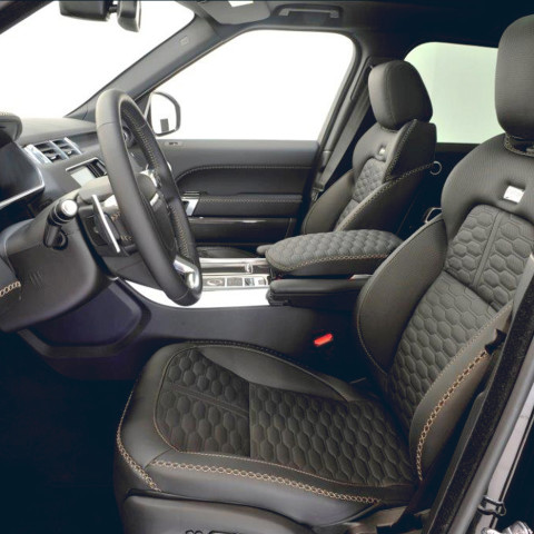 startech leather interior