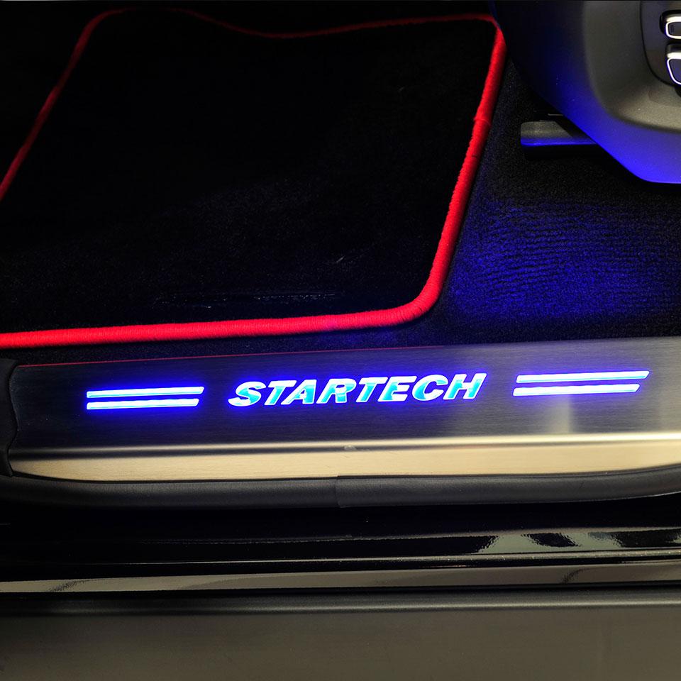 Range Rover Sport 2014 Tuning Startech Startech Refinement