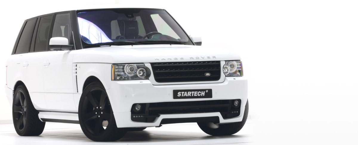 Range Rover Vogue 2010 2012 Tuning Startech Startech