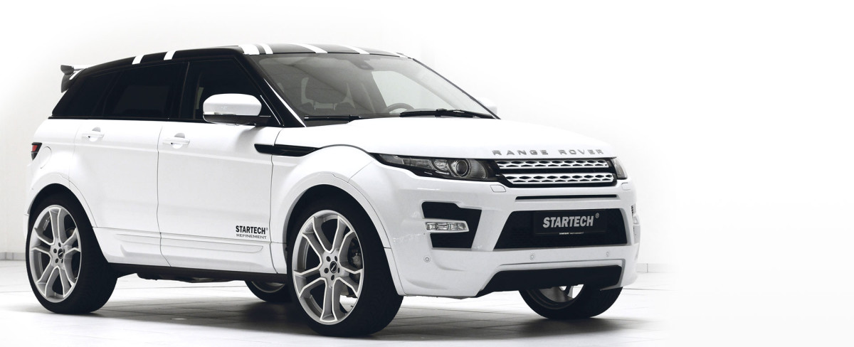 Land Rover Evoque 2014 >> Range Rover Evoque Tuning | STARTECH Refinement