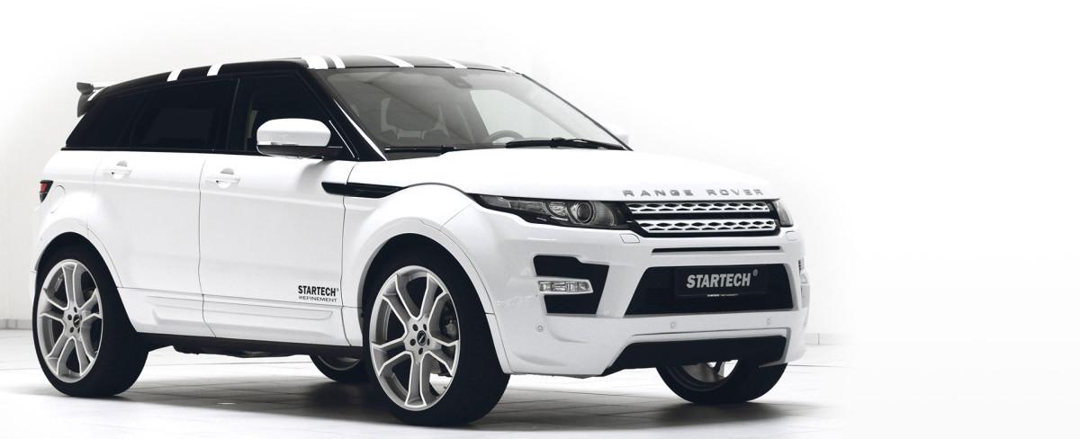 2014 Range Rover Sport For Sale >> Range Rover Evoque Tuning | STARTECH Refinement