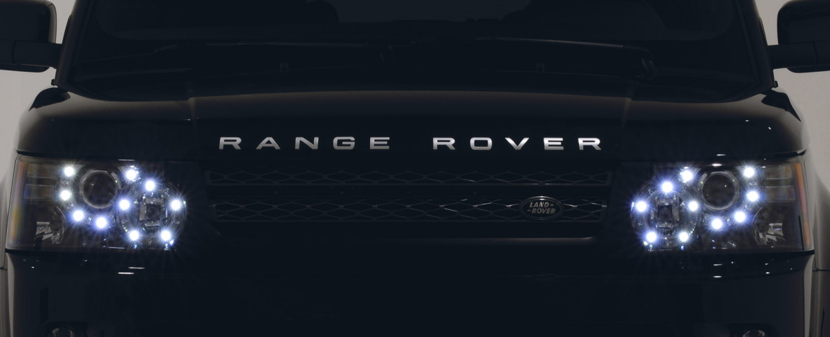 Blacked Out Land Rover >> Range Rover Sport 2010-2013 Tuning | STARTECH | STARTECH Refinement
