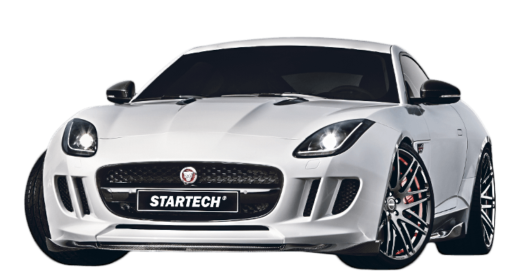 startech showroom jaguar f type