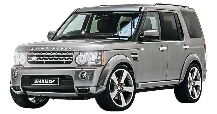 Exclusive And Individual Tuning For Range Rover Bentley Maserati