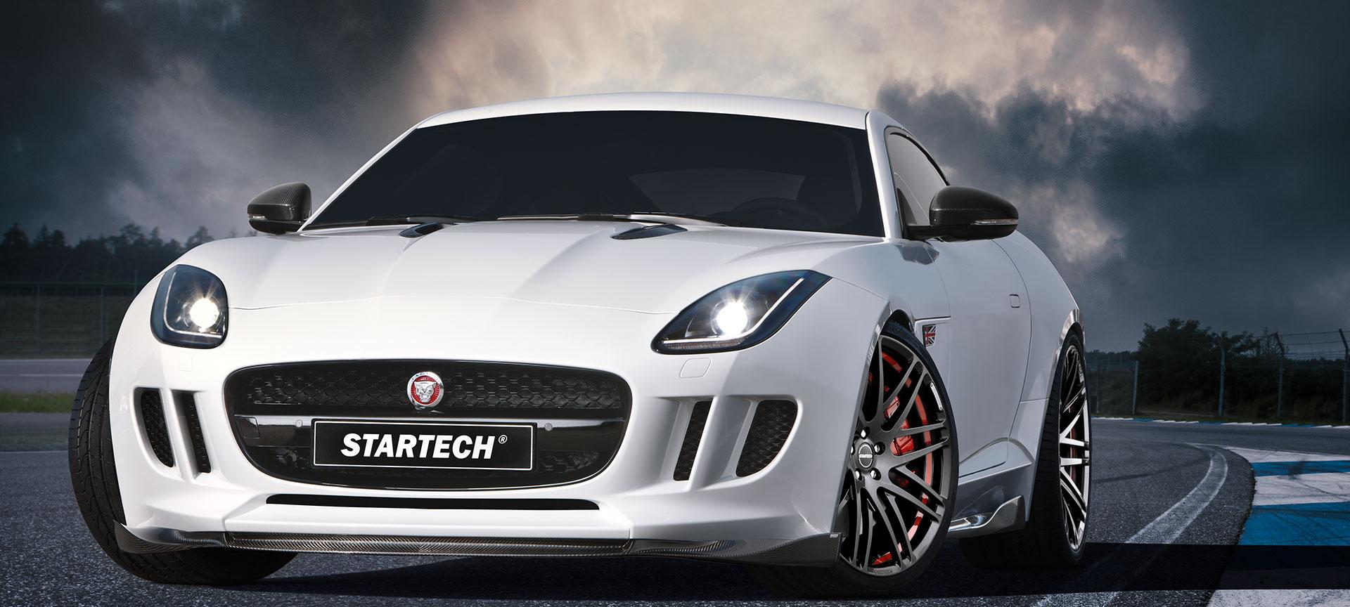 Startech News Jaguar F Type Tuning 2015