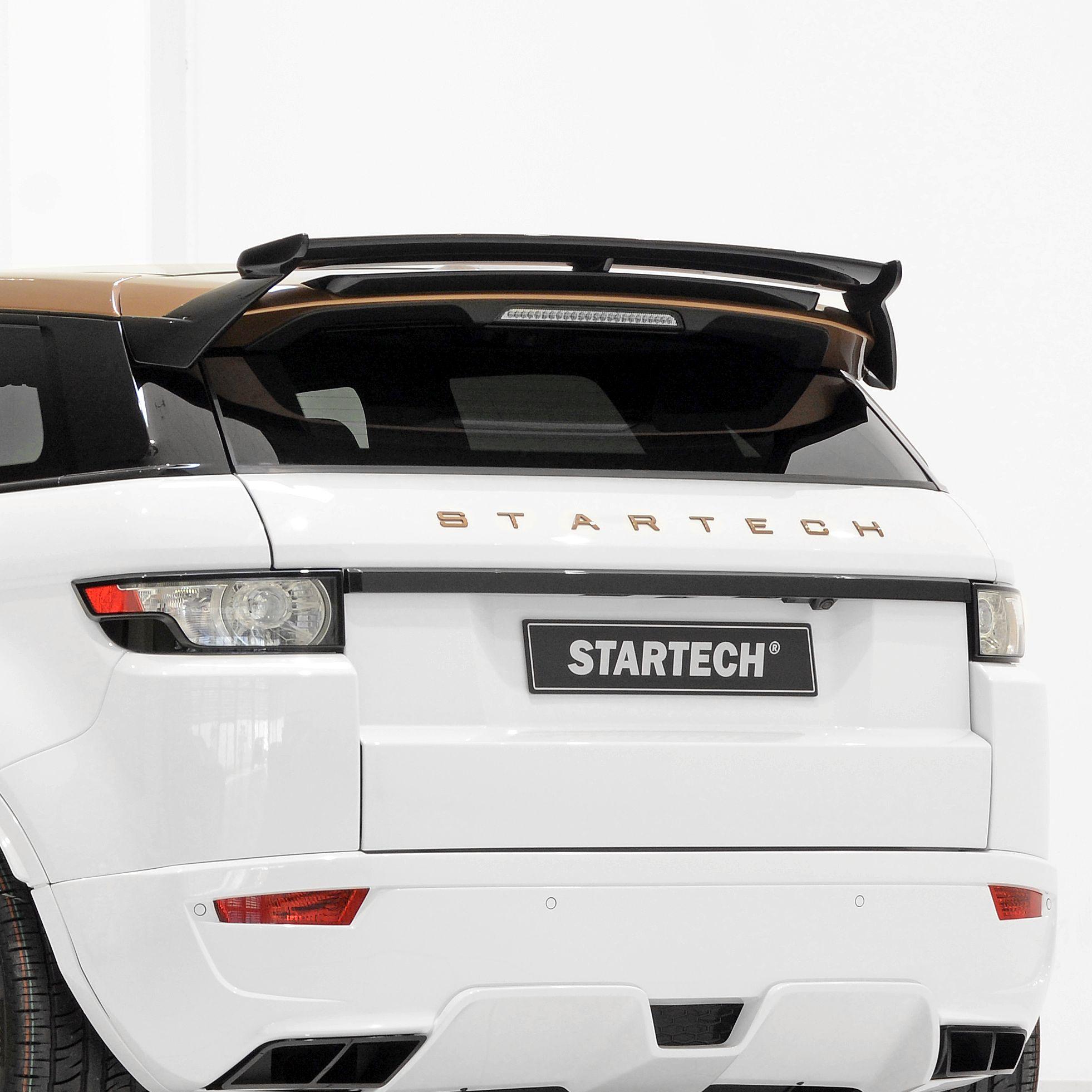 2011 Land Rover Range Rover Sport Exterior: Range Rover Evoque Tuning
