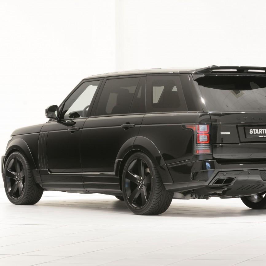 Land Rover Defender Tuning