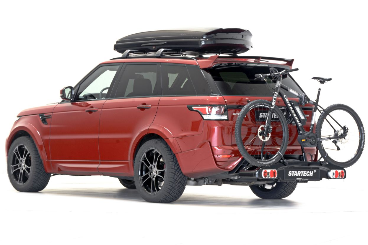 Off Road Range Rover Sport | STARTECH Refinement