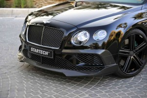 Startech Refinement - Bentley Continental GTC