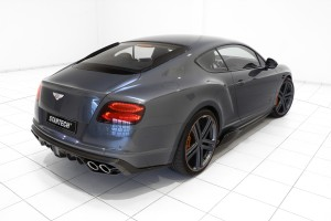 Startech Refinement - Bentley Continental GT