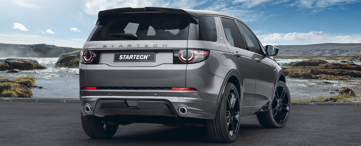 Land Rover Range Rover For Sale >> Land Rover Discovery Sport ab 2015 Tuning | STARTECH Refinement