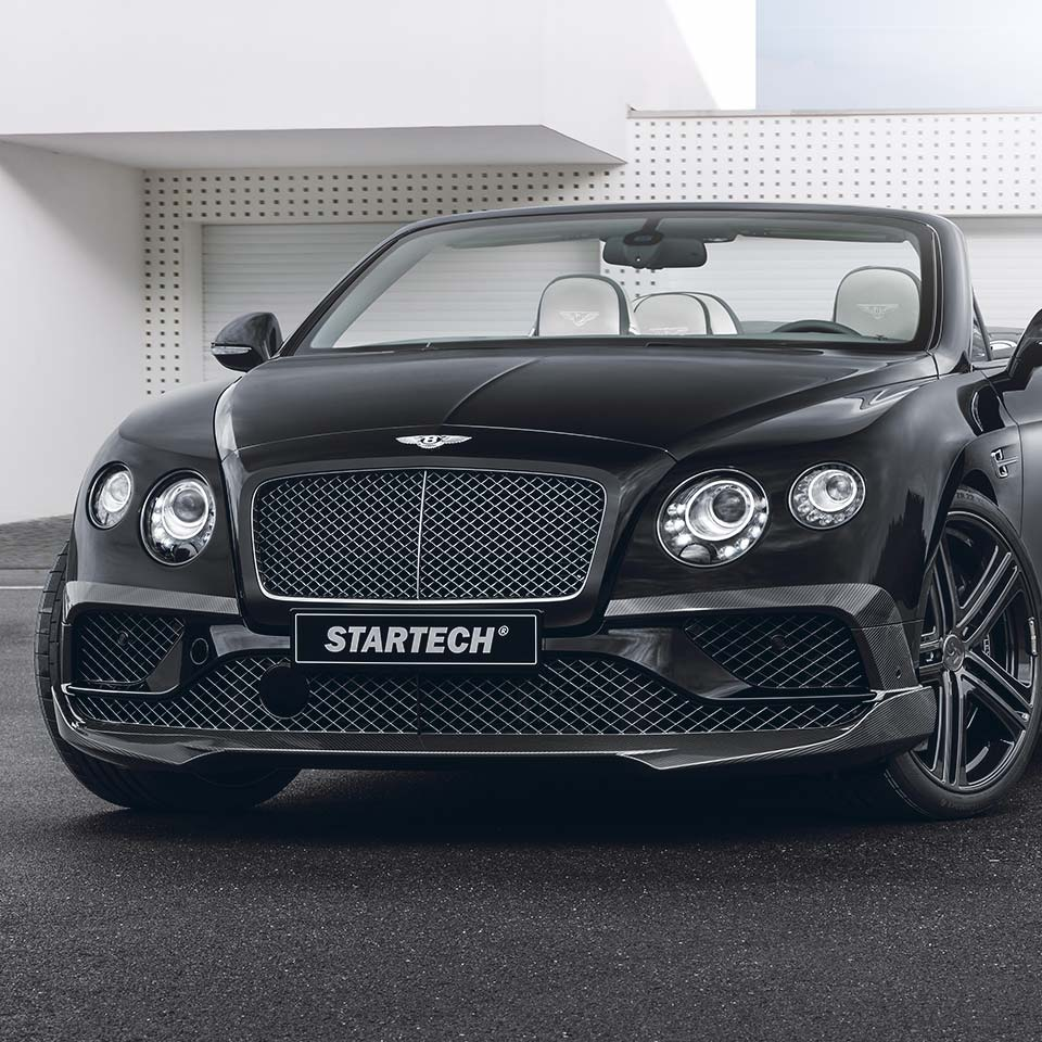 Bentley Continental GTC Tuning