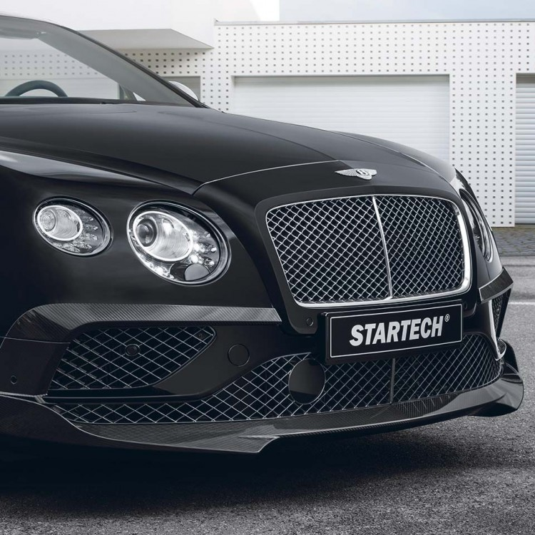 Bentley Flying Spur Tuning Ab 2015: BY625-200-00 Carbon-Frontlippe