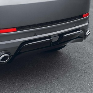 STARTECH Rear skirt attachment