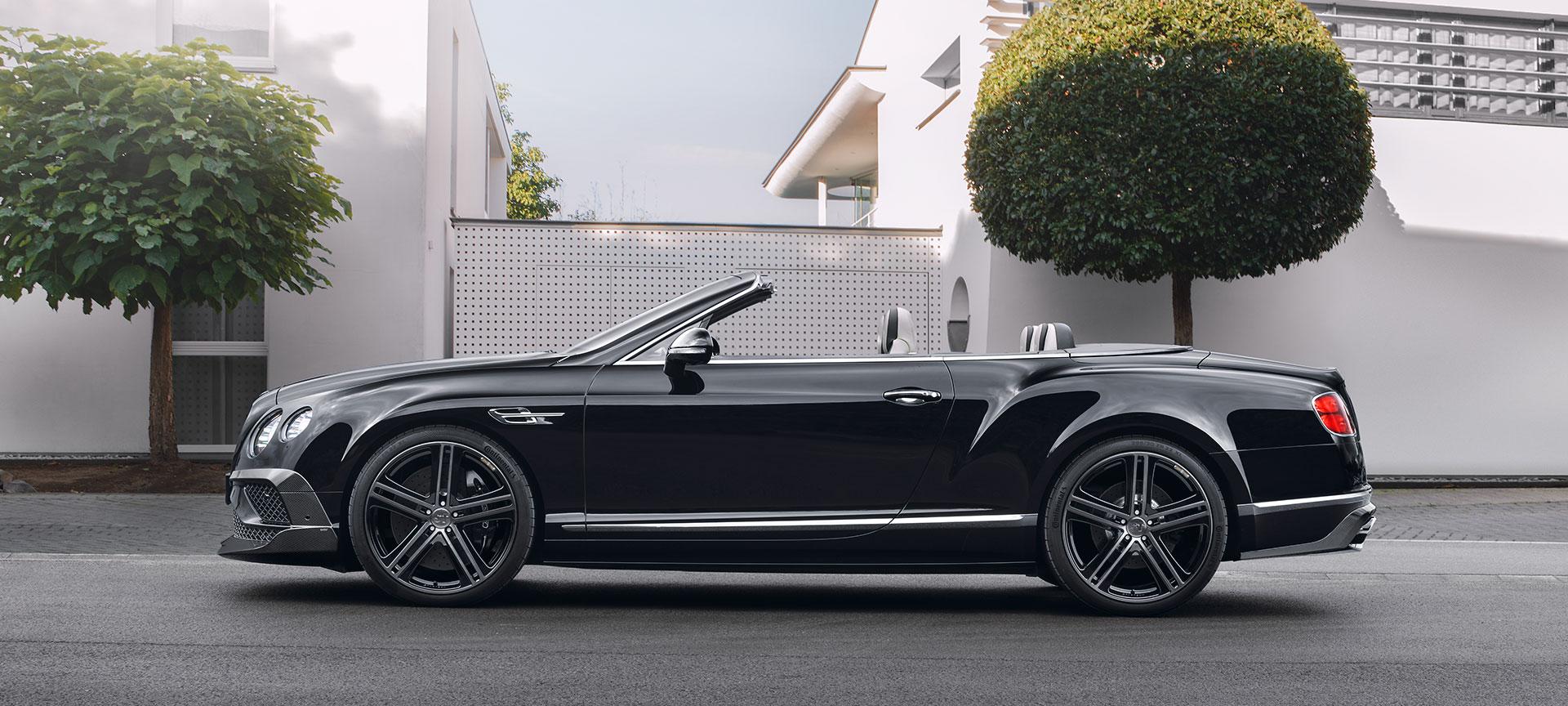 Startech Now Refines Bentley Automobiles Startech Refinement