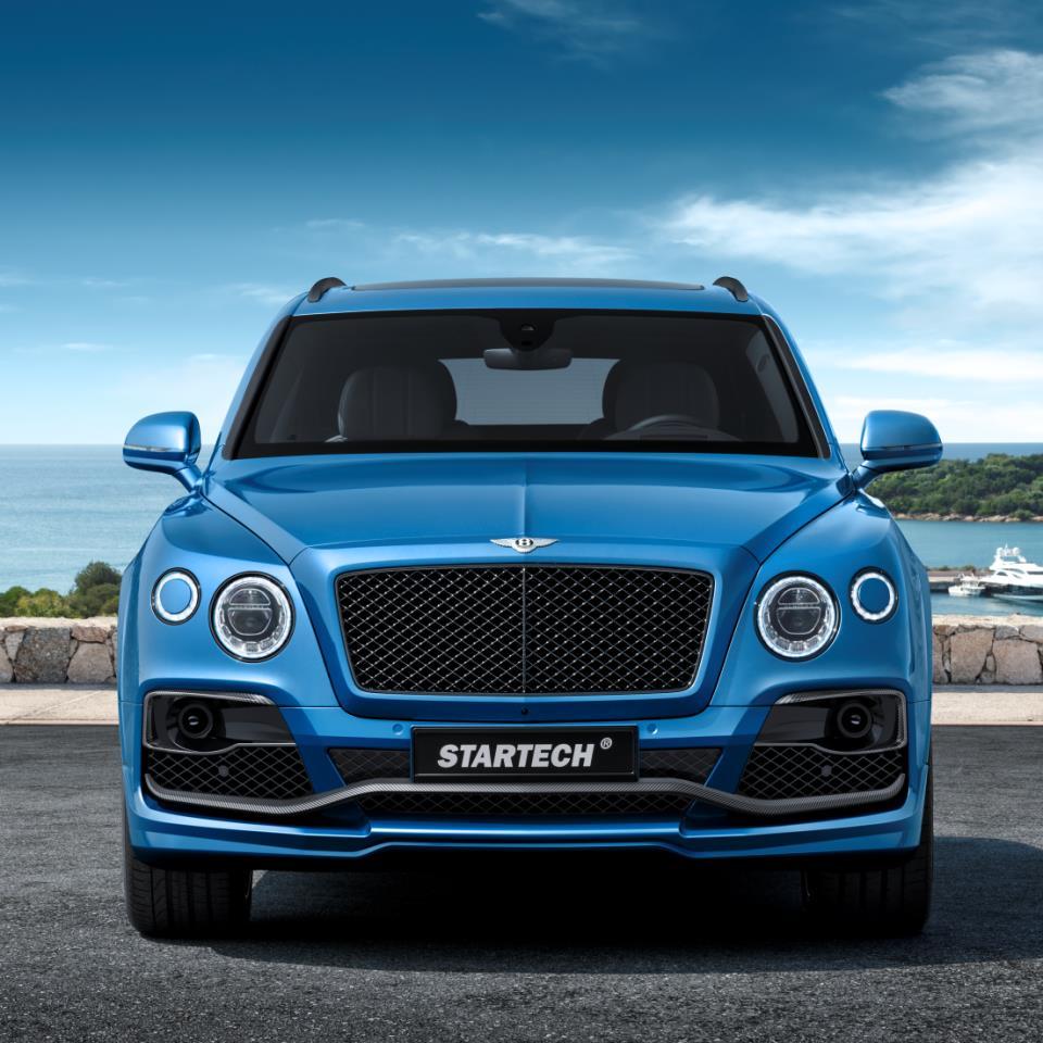 Bentley Bentayga Tuning