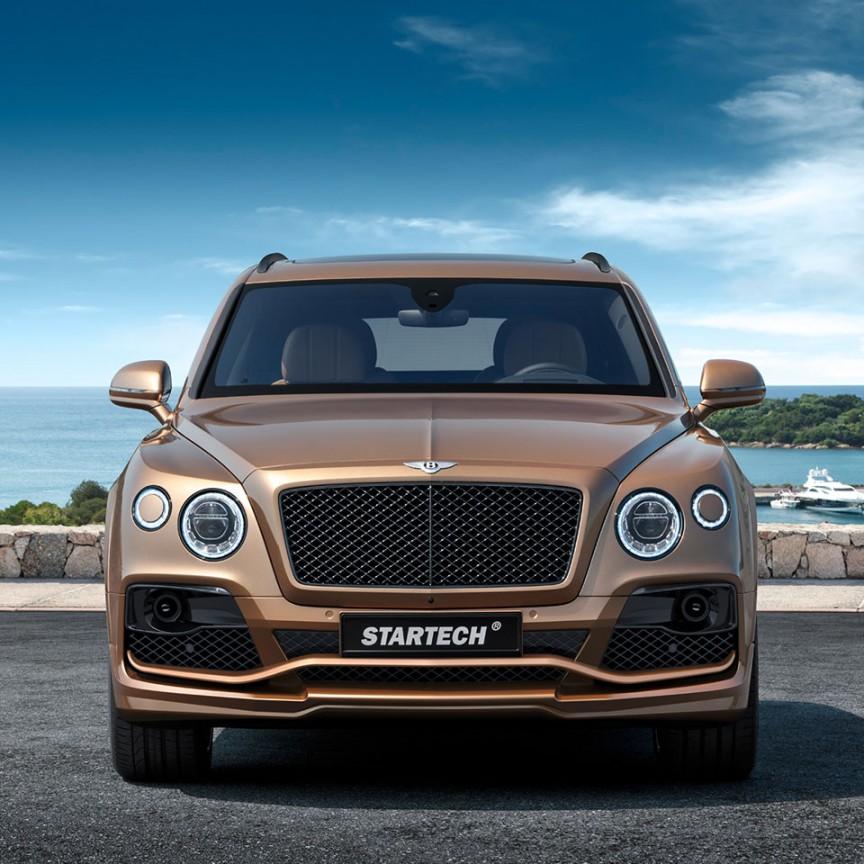 Bentley 2010: Bentley Bentayga Tuning