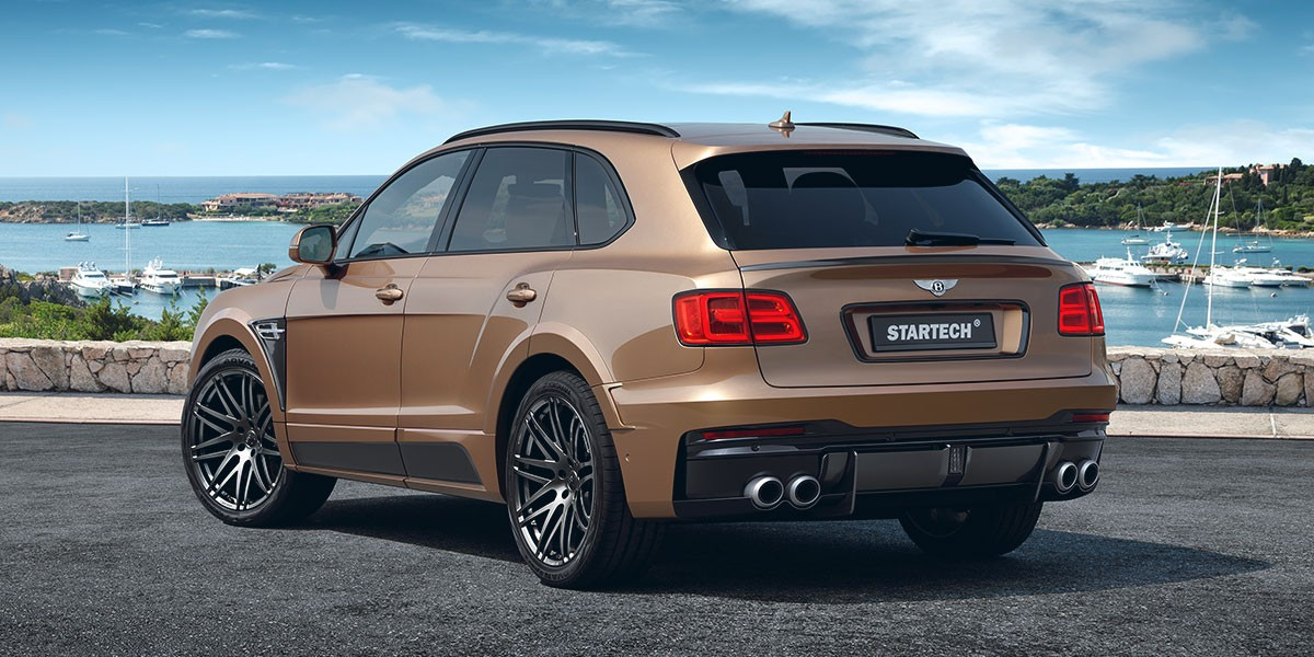 Startech Refinement - Bentley Bentayga