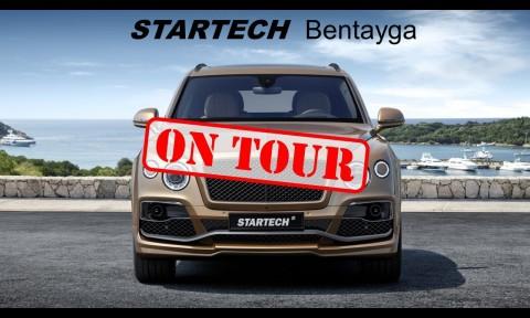 Header STARTECH ON TOUR