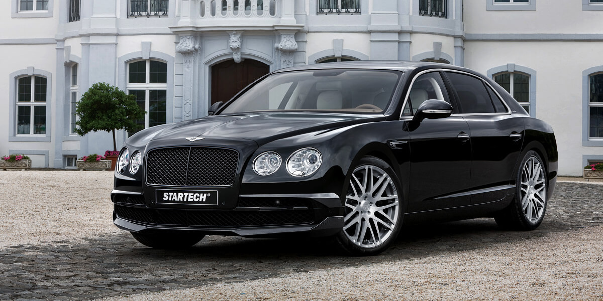 Startech Refinement - Bentley Flying Spur front