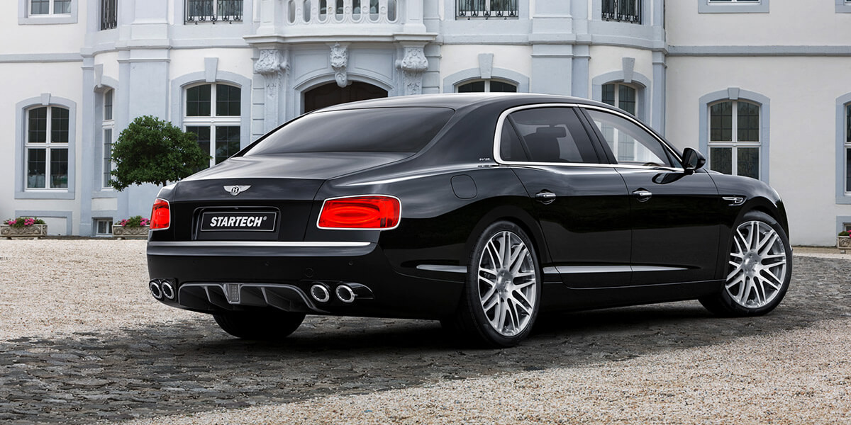 Startech Refinement - Bentley Flying Spur rear