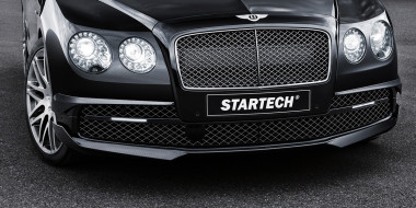 Startech Refinement - Bentley Flying Spur front view