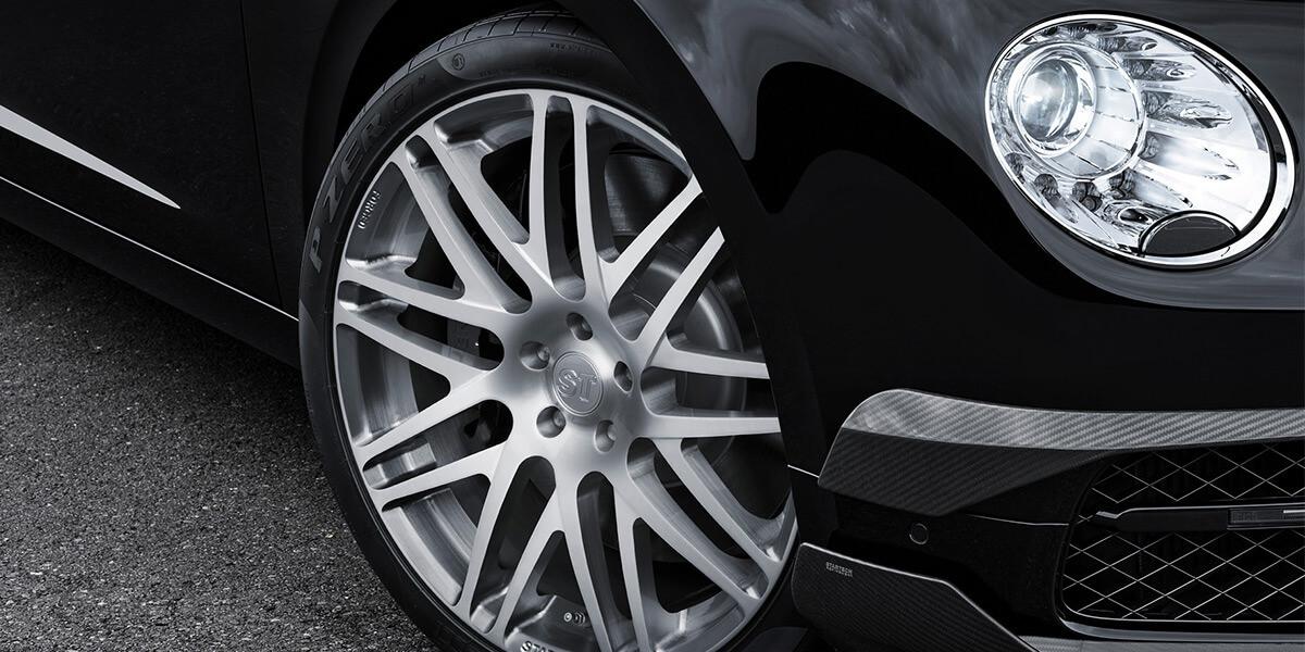 Startech Refinement - Bentley Flying Spur wheels