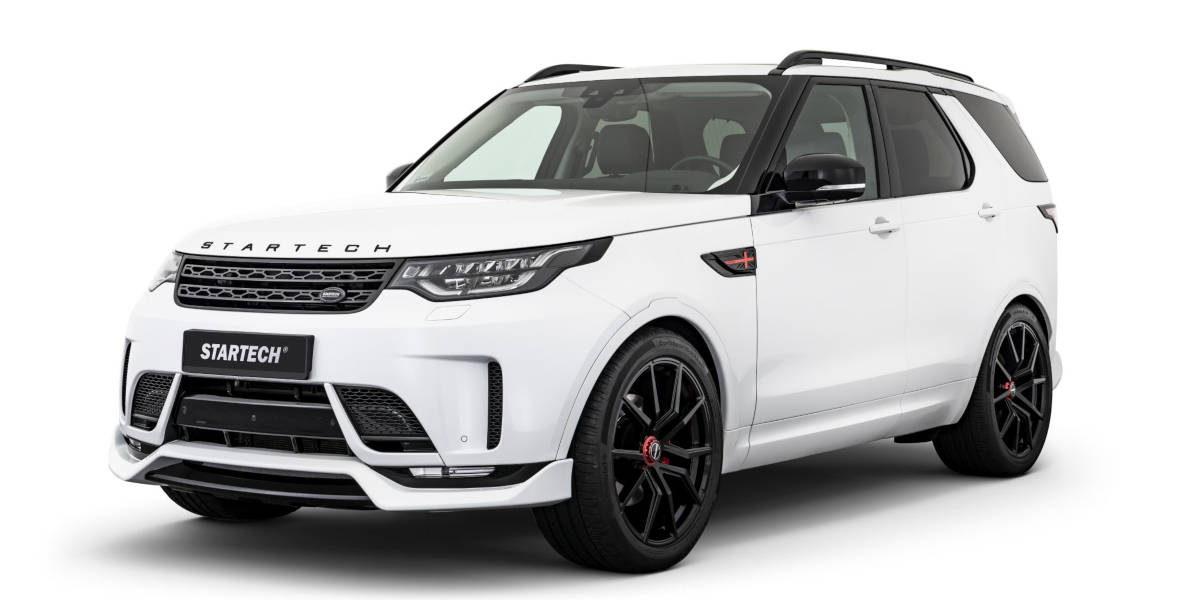 Land Rover Discovery 5 Startech Refinement Startech Refinement