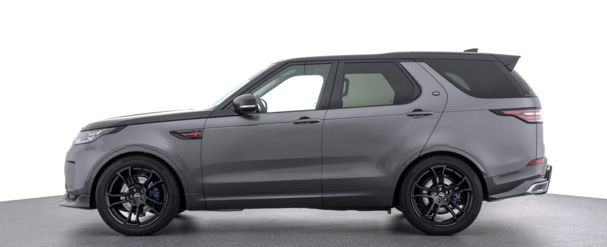 Land Rover Discovery 5 Startech Refinement Startech